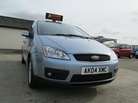 Trager ford c-max .1.8i