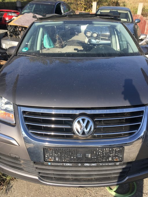 Trager + radiatoare VW Touran Facelift