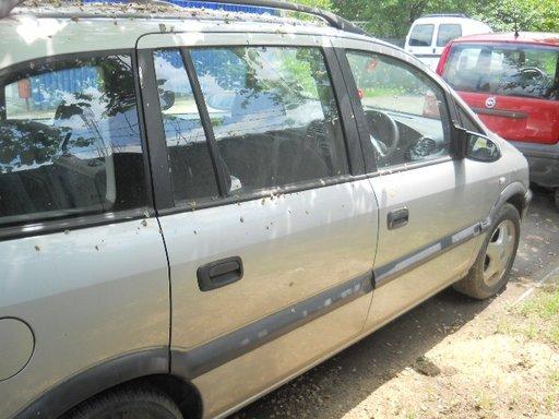 Traseu Complet Evacuare Opel Zafira 2003