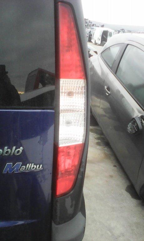 Tripla dreapta spate Fiat Doblo, 2003
