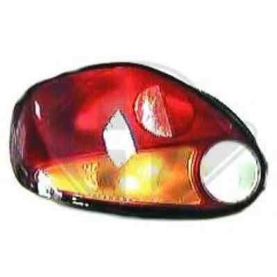 Tripla Lampa spate DAEWOO MATIZ KLYA DIEDERICHS 6930091