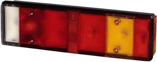 Tripla Lampa spate DAF 75 CF HELLA 2VD 008 204-251