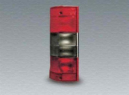 Tripla Lampa spate FIAT DUCATO platou / sasiu (230) MAGNETI MARELLI 714028940801