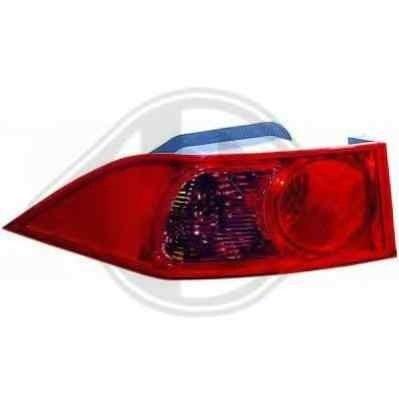 Tripla Lampa spate HONDA ACCORD VII (CL) DIEDERICHS 5219095