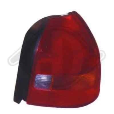 Tripla Lampa spate HONDA CIVIC VI Hatchback (EJ, EK) DIEDERICHS 5206290