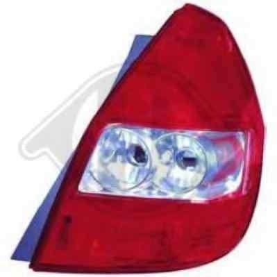 Tripla Lampa spate HONDA JAZZ II (GD) DIEDERICHS 5240090
