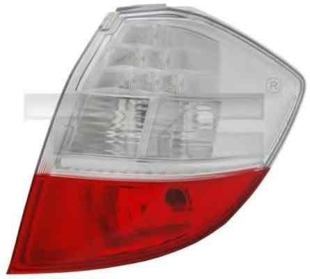 Tripla Lampa spate HONDA JAZZ III (GE) TYC 11-11551-06-2