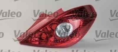 Tripla Lampa spate OPEL CORSA D VALEO 043387