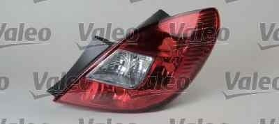 Tripla Lampa spate OPEL CORSA D VALEO 043392