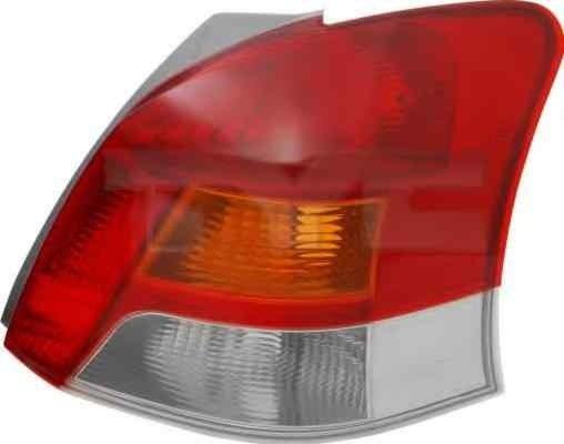 Tripla Lampa spate TOYOTA YARIS SCP9 NSP9 KSP9 NCP9 ZSP9 TYC 11-11473-01-2