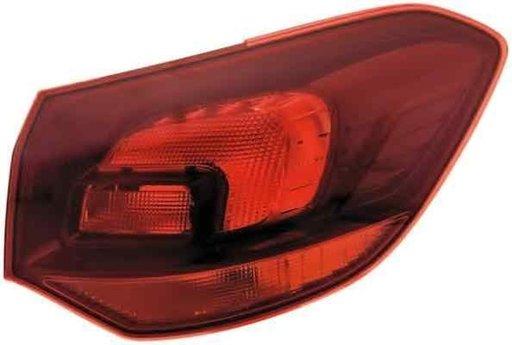 Tripla Lampa spate VAUXHALL ASTRA Mk VI (J) Sports Tourer HELLA 9EL 354 998-031