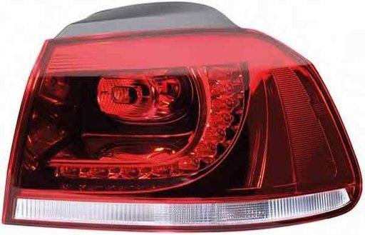 Tripla Lampa spate VW GOLF VI 5K1 HELLA 2SD 010 408-071
