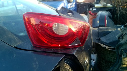 Tripla stanga Seat Ibiza 6J Facelift 2013 2014 2015 2016