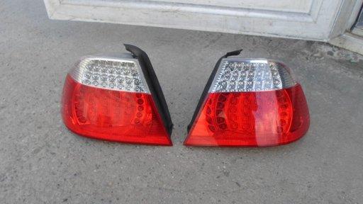 Tripla /Stop Bmw E46 Coupe LED stanga dreapta