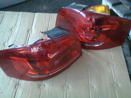 Triple pentru Audi A3