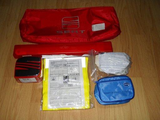 Trusa legislativa originala SEAT noua, cod 7N5093990 C