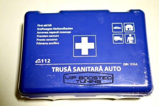 Trusa medicala AUTO de prim ajutor