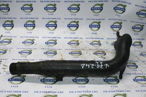 Tubulatura turbo Volvo s60 v70 s80 2.4D5 163cp 2001-2004 diesel