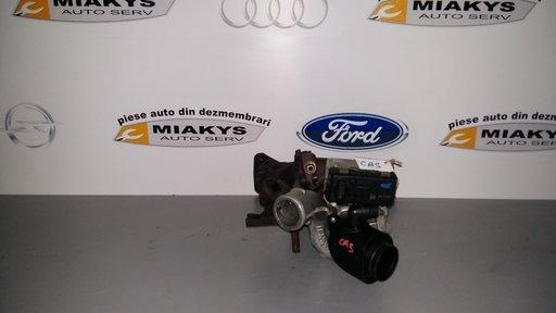 Turbina Audi Q7 CAS model-garrett