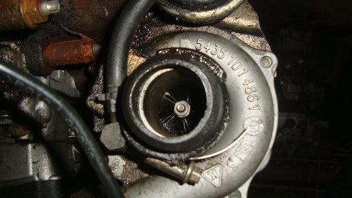 Turbina Citroen C3 1.4 HDI cod motor 8hx an 2004