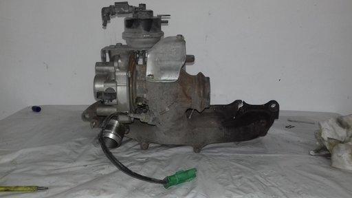 Turbina ford kuga c-max s-max peugeot citroen 2.0 tdci 2.0 hdi cod K03-9807873180