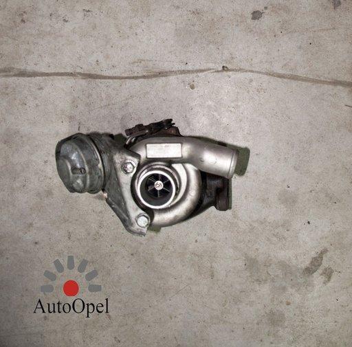 Turbina Opel Astra H 1.7