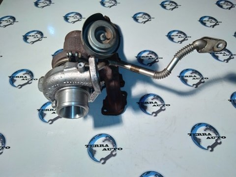 Turbina Opel Insignia 2.0 cdti 96 kw 130 cp cod motor A20DT