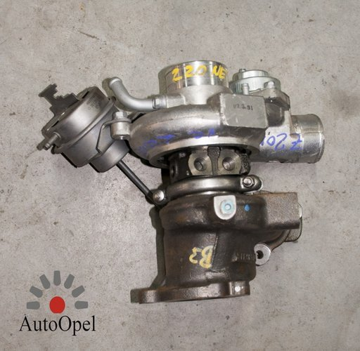 Turbina Opel Vectra C 220 Net