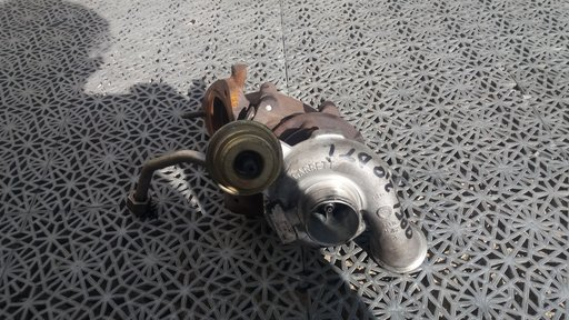 Turbina Opel Vectra motor 2.0 DTH 80570506