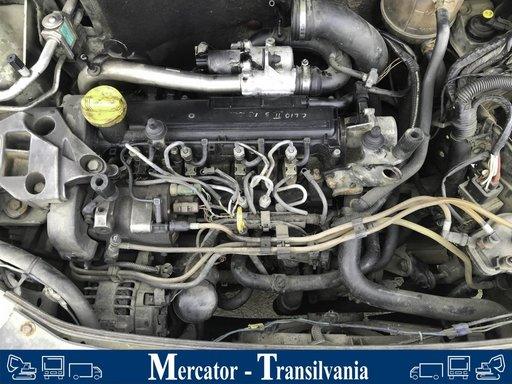 Turbina Renault Clio 2 1,5 DCI