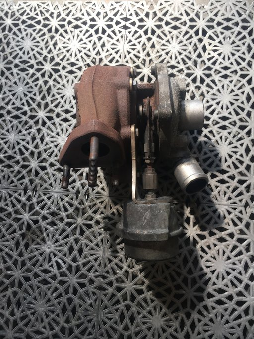 Turbina turbo Fiat grande punto motor 1.3 jtd 5435