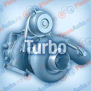 Turbina / turbo FORD FOCUS II (DA_) GARRETT 742110