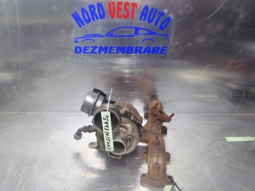 TURBINA TURBO SEAT ALTEA 1.9 TDI 54431015073