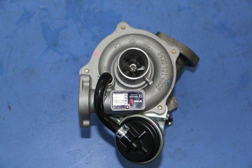 Turbina (turbosuflanta) pt Fiat , Opel --1.3 D Multijet --2003-2015--