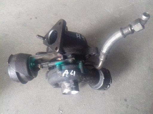 Turbo A4 B7 motor BLB 140cp