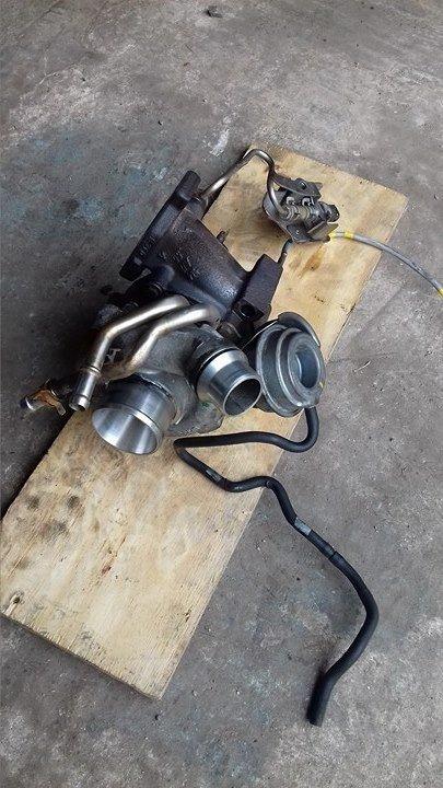 Turbo renault laguna 3,qashqai an 2010 motor 2.0 d