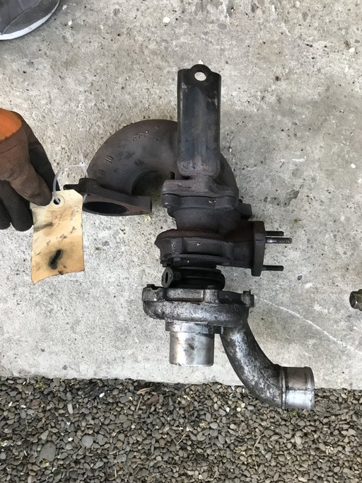 Turbo Renault Master