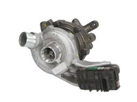 Turbo / turbina LAND ROVER RANGE ROVER SPORT (L494) GARRETT 824754-5002S