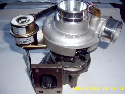 Turbosuflanta OPEL Y17DTL 1.7TD 80CP COD TURBINA 49173-06500