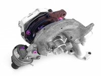 Turbosuflanta + Supapa Electrica Oe Volkswagen Jetta 4 2010→ 1.6 TDI CAYC 03L253016T