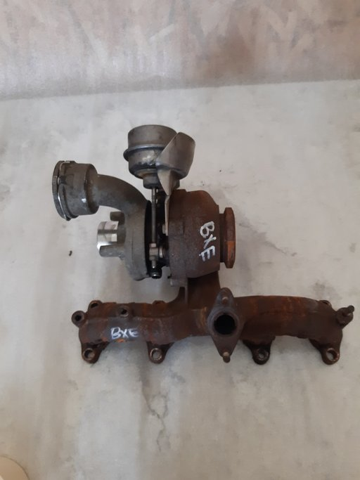 Turbosuflanta VW GOLF 5 ,BXE,BKC 1.9 tdi ,cod 038 253 016R V110