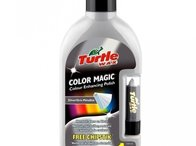 Turtle Wax Polish Argintiu + Stick 500ML
