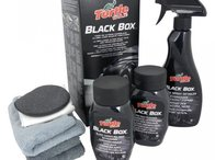 Turtle Wax Set Polish Black Box 6 Piese