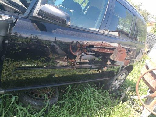Ușa uși stânga fata spate pe negru Opel Zafira b an 2006 2007 2008 2009