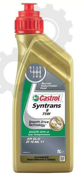 Ulei caseta directie NISSAN VANETTE nadwozie pe³ne C22 Producator CASTROL Syntrans B 75W