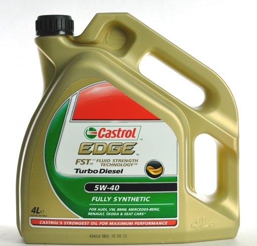 Ulei Castrol Edge Turbo Diesel- 5w40 --- Cel mai bun pret !!!