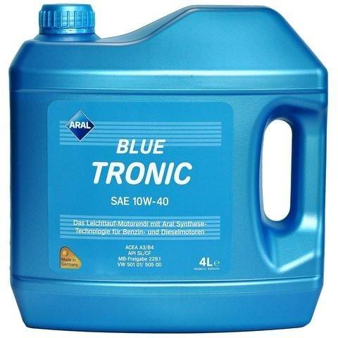 ULEI DE MOTOR ARAL BLUE TRONIC 10W40 4L