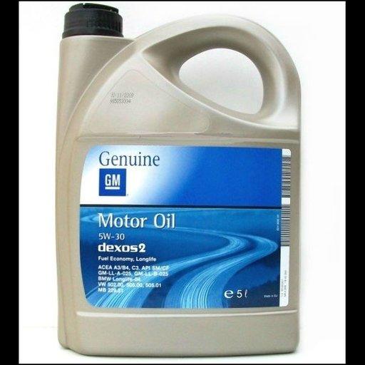 Ulei GM / OPEL 5W-30 DEXOS2 5L