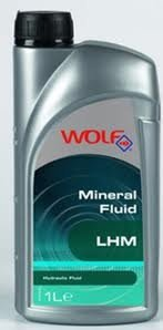 Ulei hidraulic 1L WOLF LHM