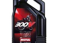 Ulei moto motul 300 off road 15w50 4L